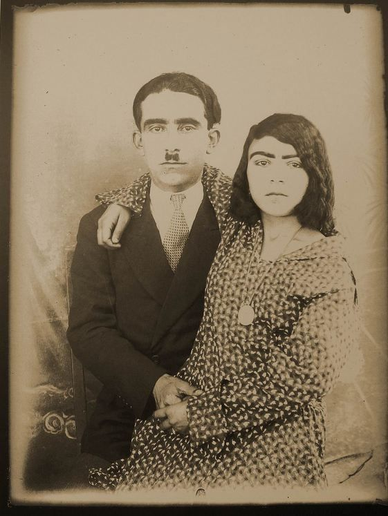 آتلیه عکاسی در قدیم