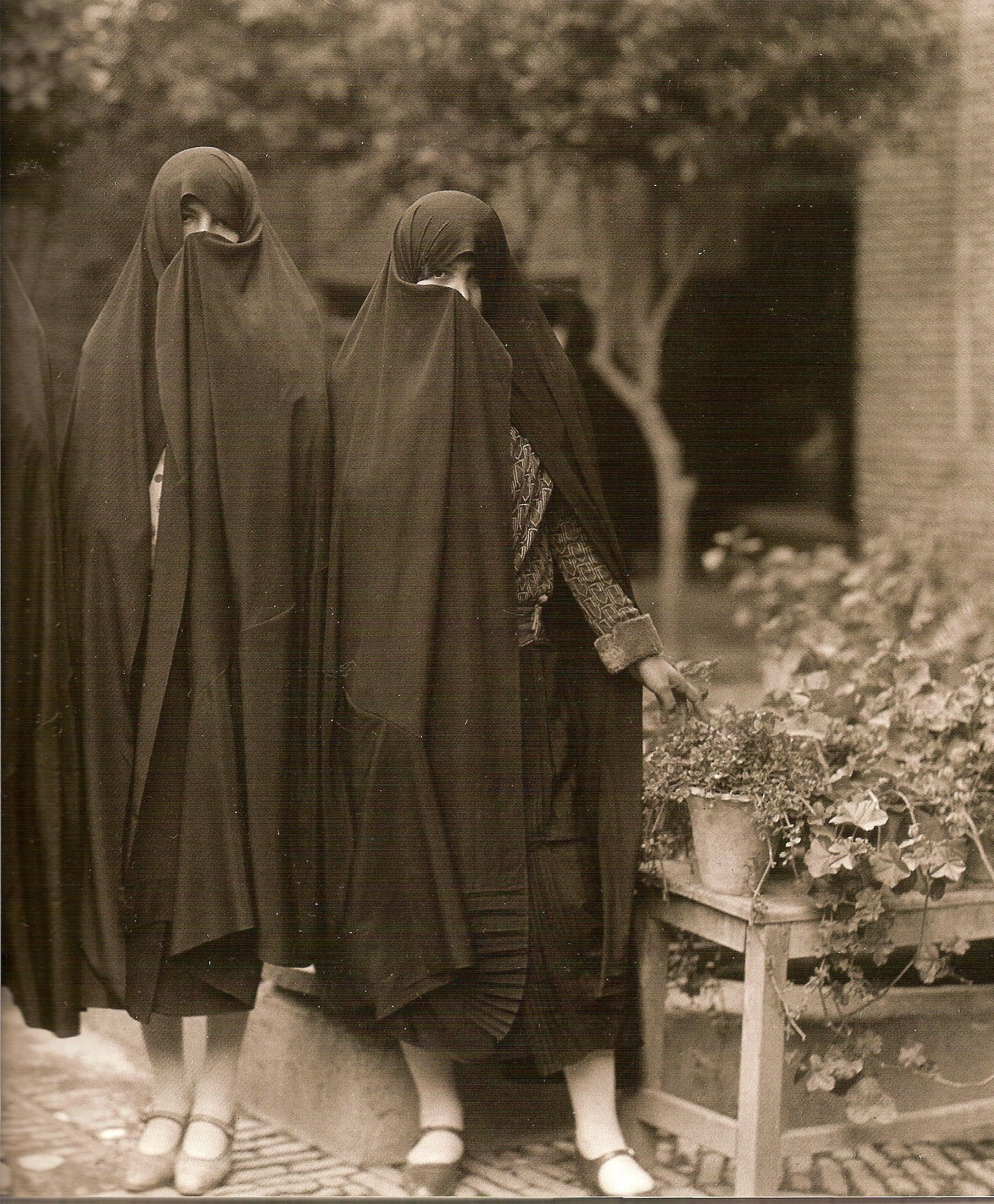 Old Pic of Iranian Women